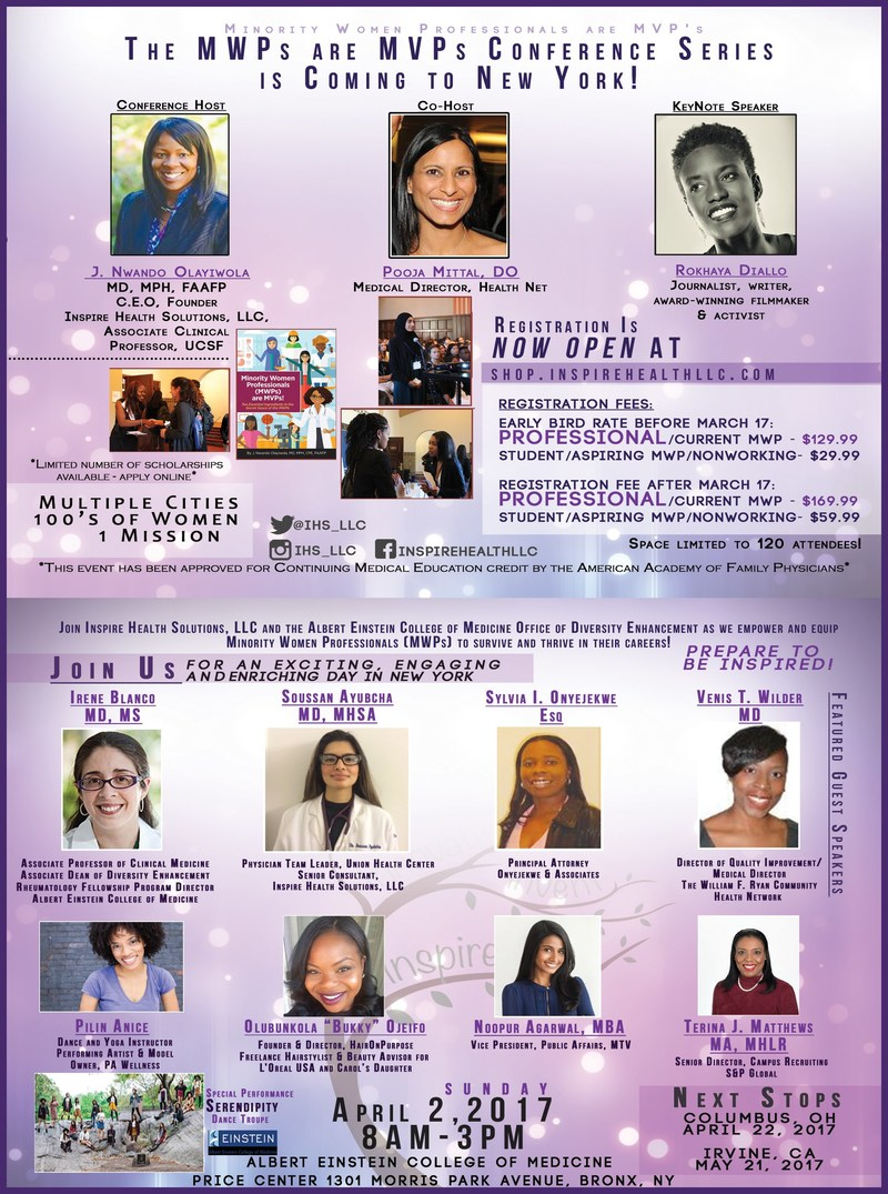 Minority Women Professionals Conference