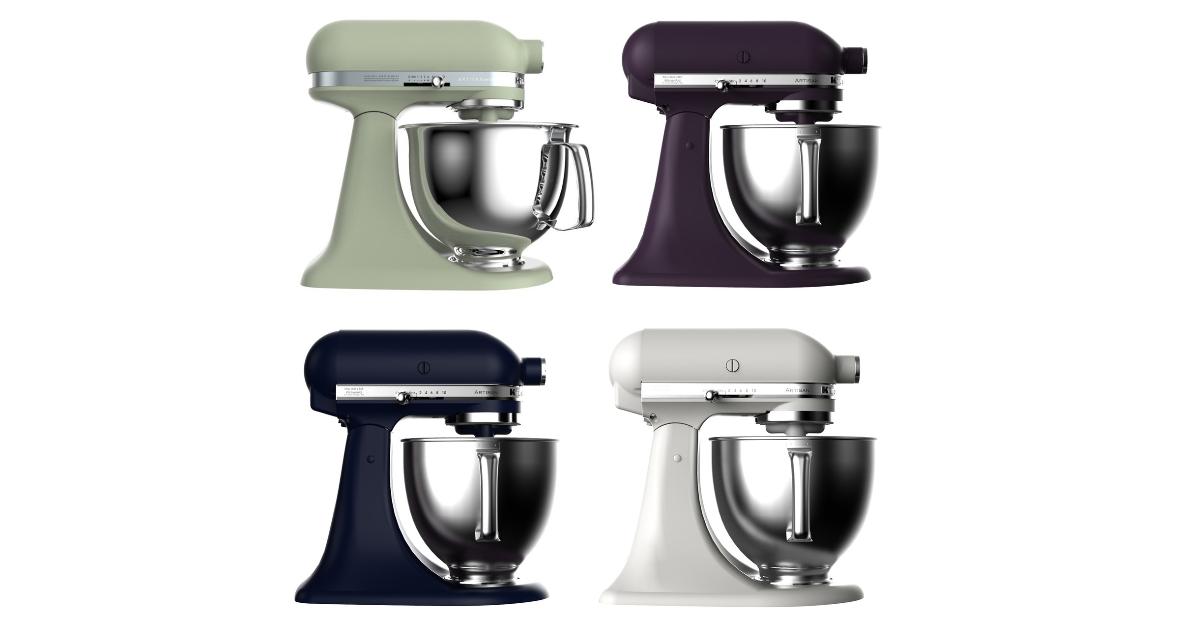 KitchenAid Unveils Covetable New Colors At Housewares Show