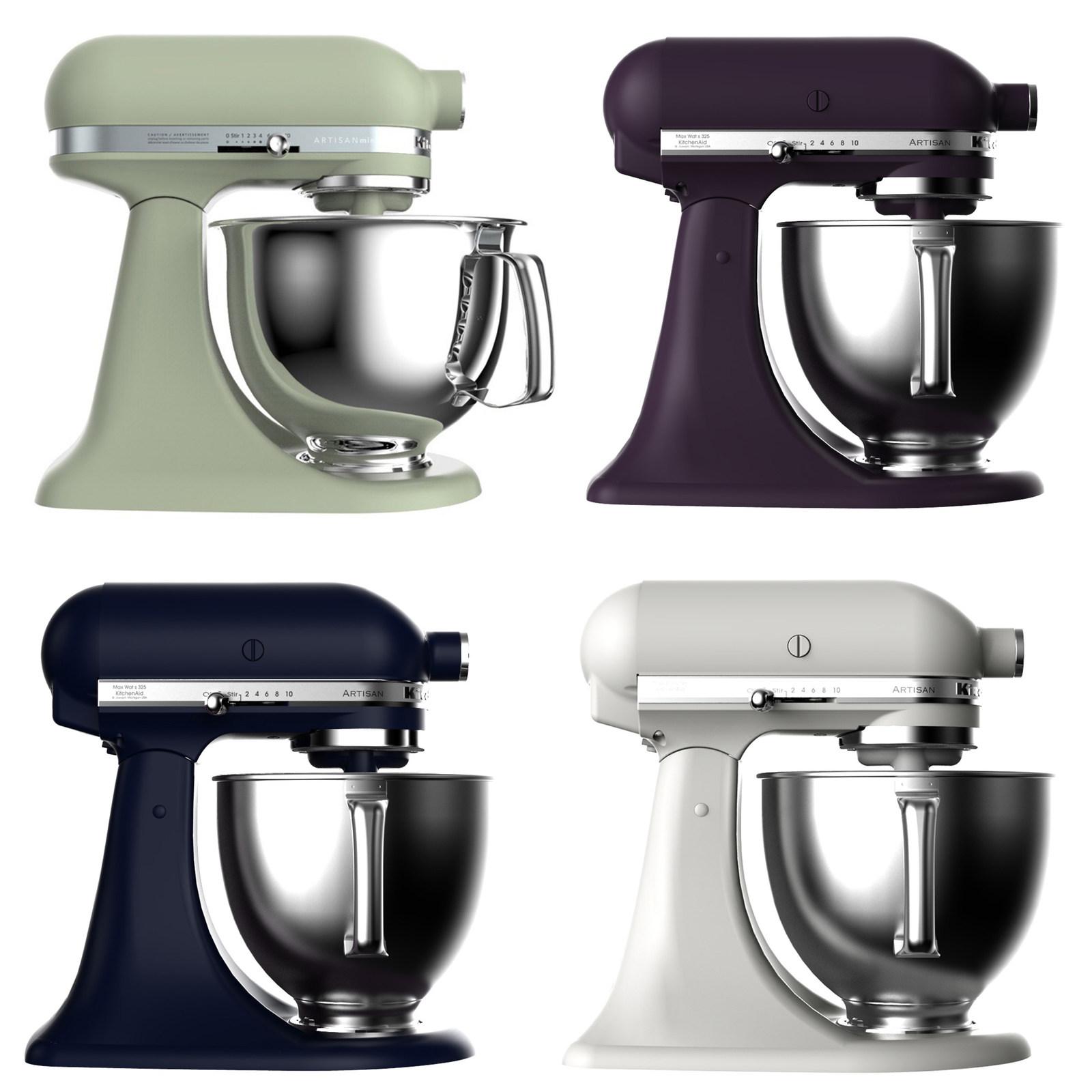 Kitchenaid Unveils Covetable New Colors At Housewares Show