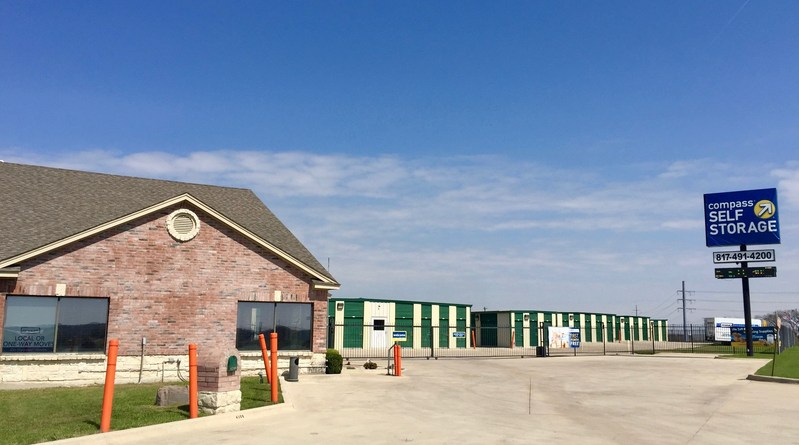 Compass Self Storage continues to grow their portfolio of self storage centers with the addition of this property in Ft. Worth, Texas.
