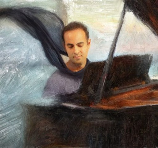 Composer, Pianist Arash Behzadi to Perform at the Bali Spirit Festival March 19th to 26th, 2017 (CNW Group/Arash Behzadi)