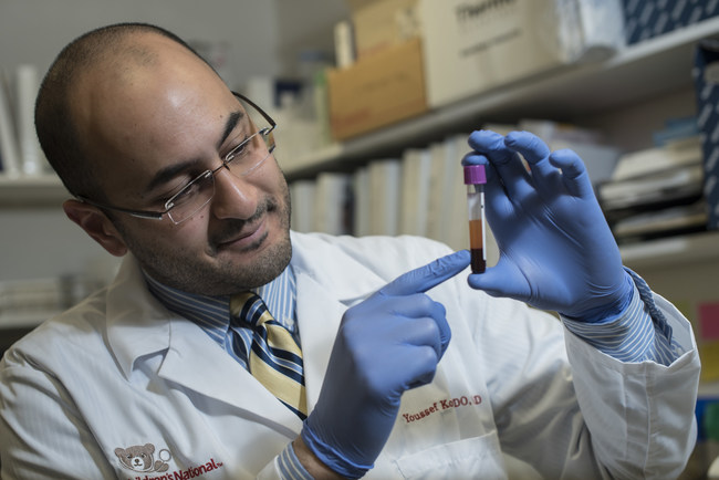 Youssef A. Kousa, D.O., Ph.D., M.S., a pediatric neurology resident, and Sarah B. Mulkey, M.D., Ph.D., a fetal-neonatal neurologist, are pursuing research projects at Children's National Health System that tackle unanswered questions about how Zika impacts pregnancies.