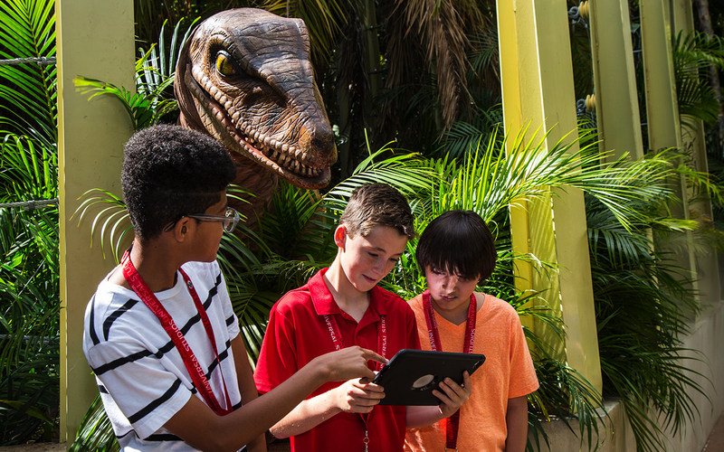 Universal Orlando Youth Programs has launched the all-new Your Classroom in Motion: A STEAM App Series. This inventive collection of educational programs uses the thrills of world-renowned theme park attractions to shape powerful and experiential learning experiences focused on Science, Technology, Engineering, the Arts and Mathematics.