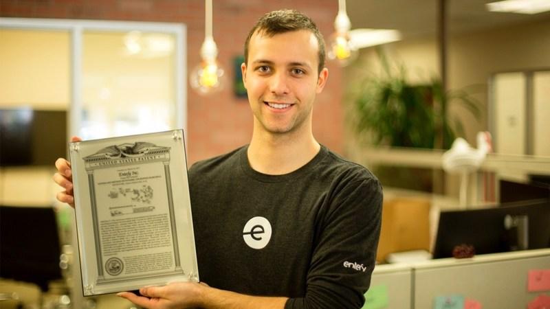 Alston Ghafourifar, CEO of Entefy