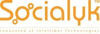 Socialyk Logo (PRNewsFoto/Intelliber Technologies Inc.)