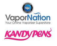 VaporNation Becomes Exclusive Distributor of KandyPens Vaporizers effective March 1st 2017