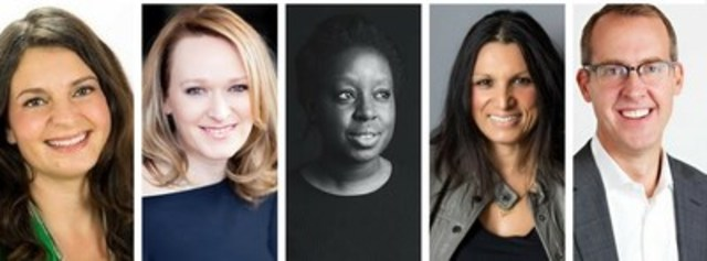 Canadian Women in Public Relations Announces Launch of Toronto Chapter - Launch Celebration to be held April 27, 2017 at the Sony Centre for the Performing Arts (CNW Group/The Organization of Canadian Women in Public Relations)