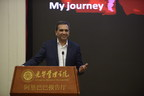 Yum China CEO Micky Pant Shares Learnings from Company's 30 Years in China with Peking University Students