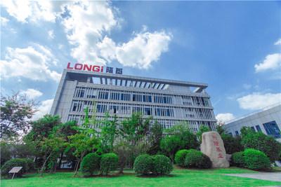 Le LONGi bâtiment