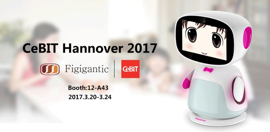 Platform function robot CC is to be unveiled at CeBIT 2017