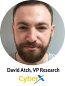 David Atch, VP of Research, CyberX