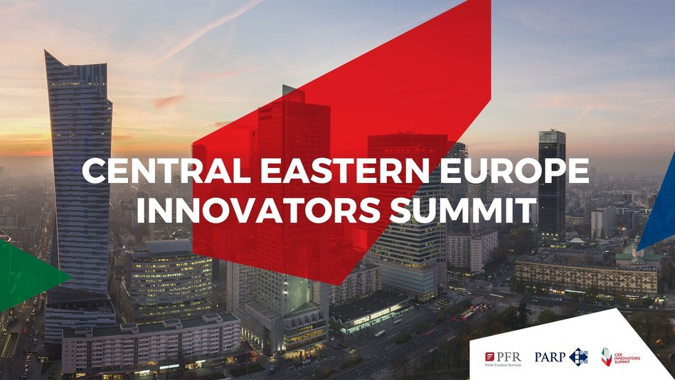 PFR Invites Innovation Gurus to CEE Innovators Summit in Poland (PRNewsFoto/Polish Development Fund (PFR))