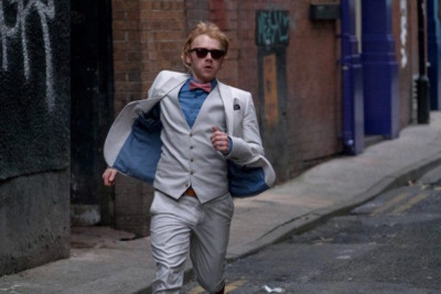 Rupert Grint as Charlie Cavendish-Scott in SNATCH (CNW Group/CraveTV)