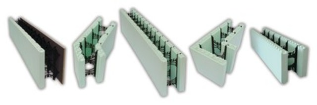 NUDURA has 4 different ICF series and various accessories to cover your building needs. Building with NUDURA gives you the opportunity to build faster and more efficient, while offering an eco-friendly structure with substantial benefits (CNW Group/NUDURA)