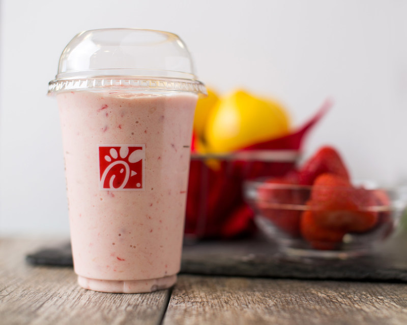 Chick-fil-A introduces new Frosted Strawberry Lemonade just in time for spring.