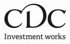 CDC Investment works Logo (PRNewsFoto/AgDevCo and CDC)