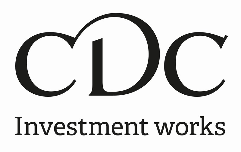 CDC Investment works Logo (PRNewsFoto/AgDevCo and CDC)
