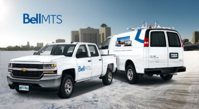 Bell MTS launches in Manitoba today, activates province-wide investment and innovation plan. (photo - Bell MTS) (CNW Group/Bell Canada)