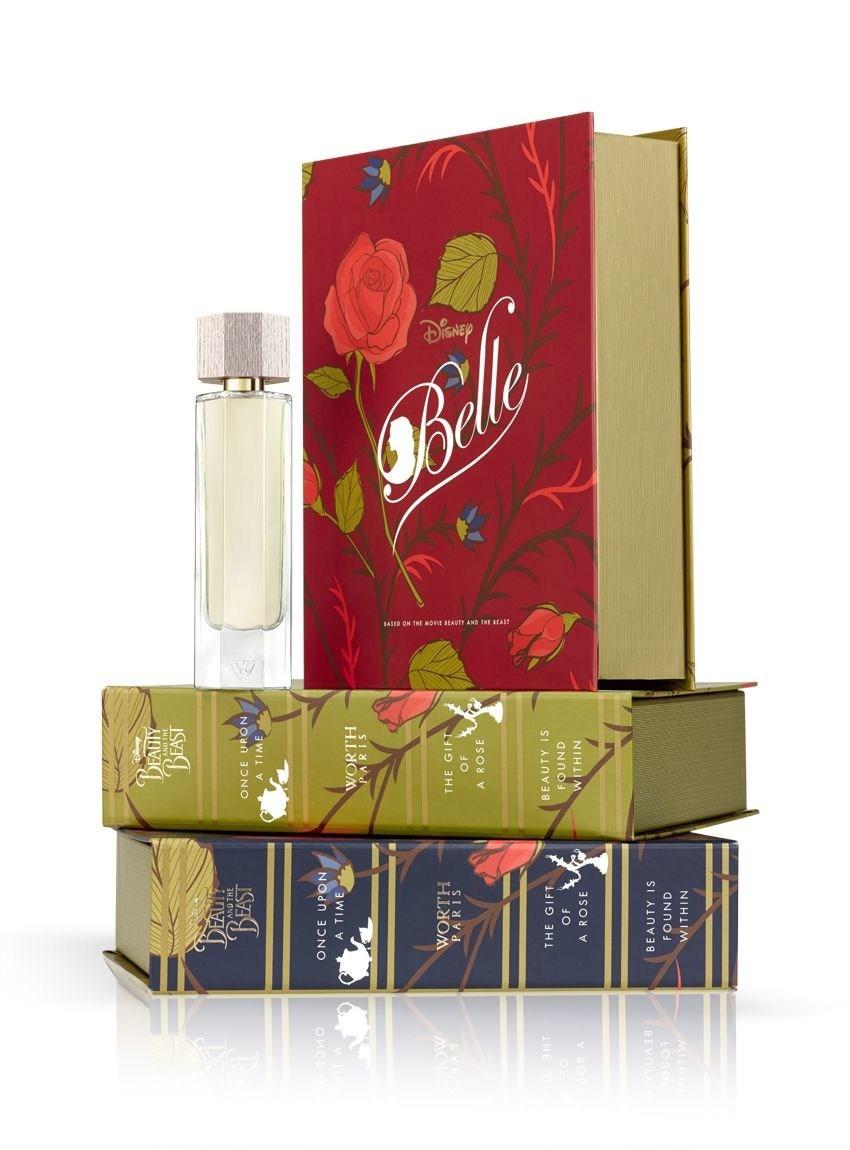 Belle by Worth Product Visual (PRNewsFoto/Akita Brands London)