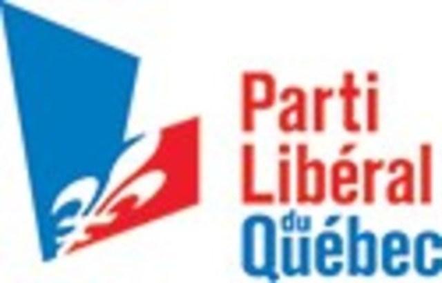 Logo : Parti libéral du Québec (Groupe CNW/Parti libéral du Québec)