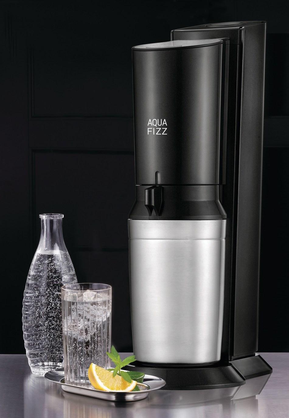 Sodastream unveils new luxury sparkling water brand