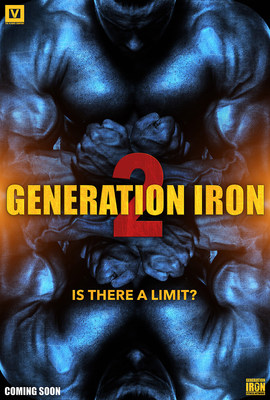 GENERATION IRON 2 - Directed by VLAD YUDIN