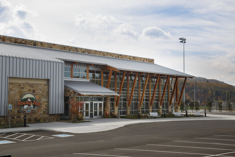 Rocky Top Sports World, a state-of-the-art, indoor and outdoor sports campus surrounded by the Great Smoky Mountains, is on pace to set a record for number of events in just its third year of operation.