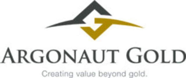 Logo: Argonaut Gold Inc. (CNW Group/Argonaut Gold Ltd.)