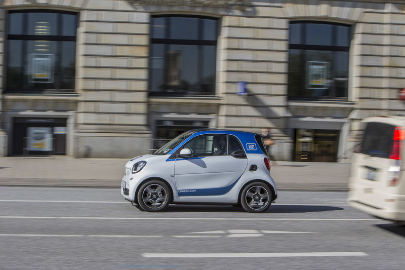 car2go adds new, more advanced car2go vehicles to the Columbus fleet.