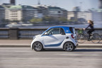 car2go adds new, more advanced car2go vehicles to the Montreal fleet.