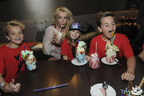 International Mega Star, Britney Spears and Academy Award-Winning Actress, Reese Witherspoon Celebrate Newly Opened Planet Hollywood at Disney Springs