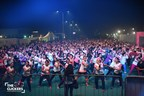 4000+ women participants at Dosti Thane Going Pink (PRNewsFoto/Dosti Realty Ltd.)