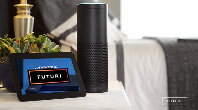 "Futuri Media Launches Alexa Skills for Radio Stations: Custom Alexa Skills enable radio stations to be integrated into Amazon devices. ""Seeing the potential audience and revenue lift associated with this rapidly-expanding audio distribution channel, we've made development in the 'smart speaker' space a priority,"" said Futuri Media CEO Daniel Anstandig. More @ futurimedia.com/alexa"