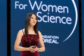 L'Oreal-UNESCO For Women in Science Awards Ceremony 2017 (PRNewsFoto/The L'Oreal Foundation)