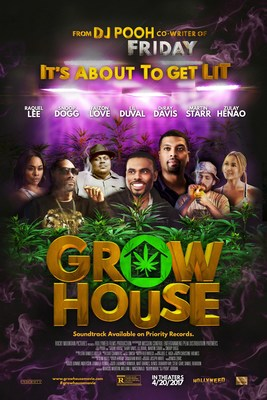 'Grow House' Movie To Be Released In Theaters On April 20, 2017