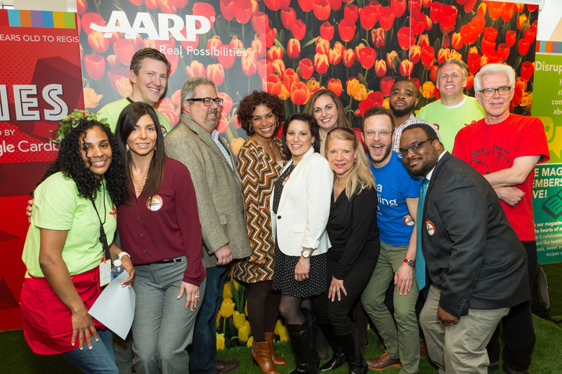 AARP Pennsylvania awarded nearly $10,000 to Congreso de Latinos Unidos, People's Emergency Center, and Ralston Center based on their work in the field of livable communities in the greater Philadelphia area. Mark Stehle/AP Images for AARP Media