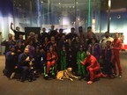 Wounded Warrior Project Veterans Defy Gravity at Connection Event