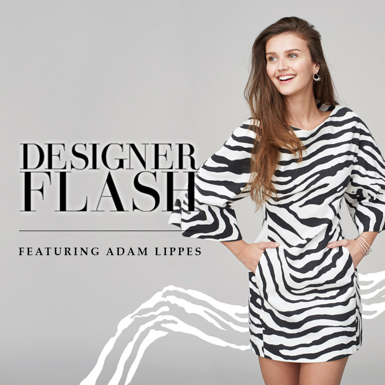 Designer Flash Featuring Adam Lippes