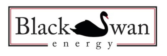 Black Swan Energy Ltd. (CNW Group/Black Swan Energy Ltd.)