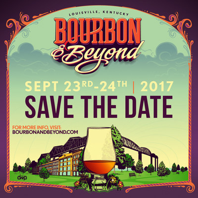 Bourbon & Beyond: Save the Date