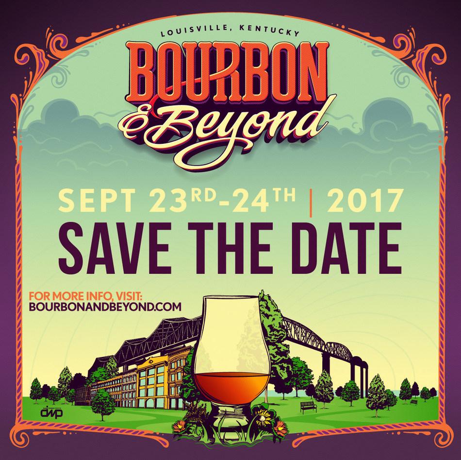 Bourbon & Beyond: Save the Date