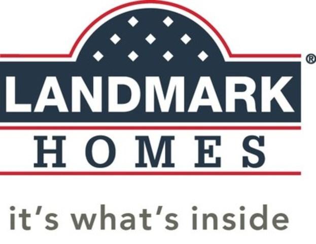 Landmark Homes logo (CNW Group/Landmark Homes)