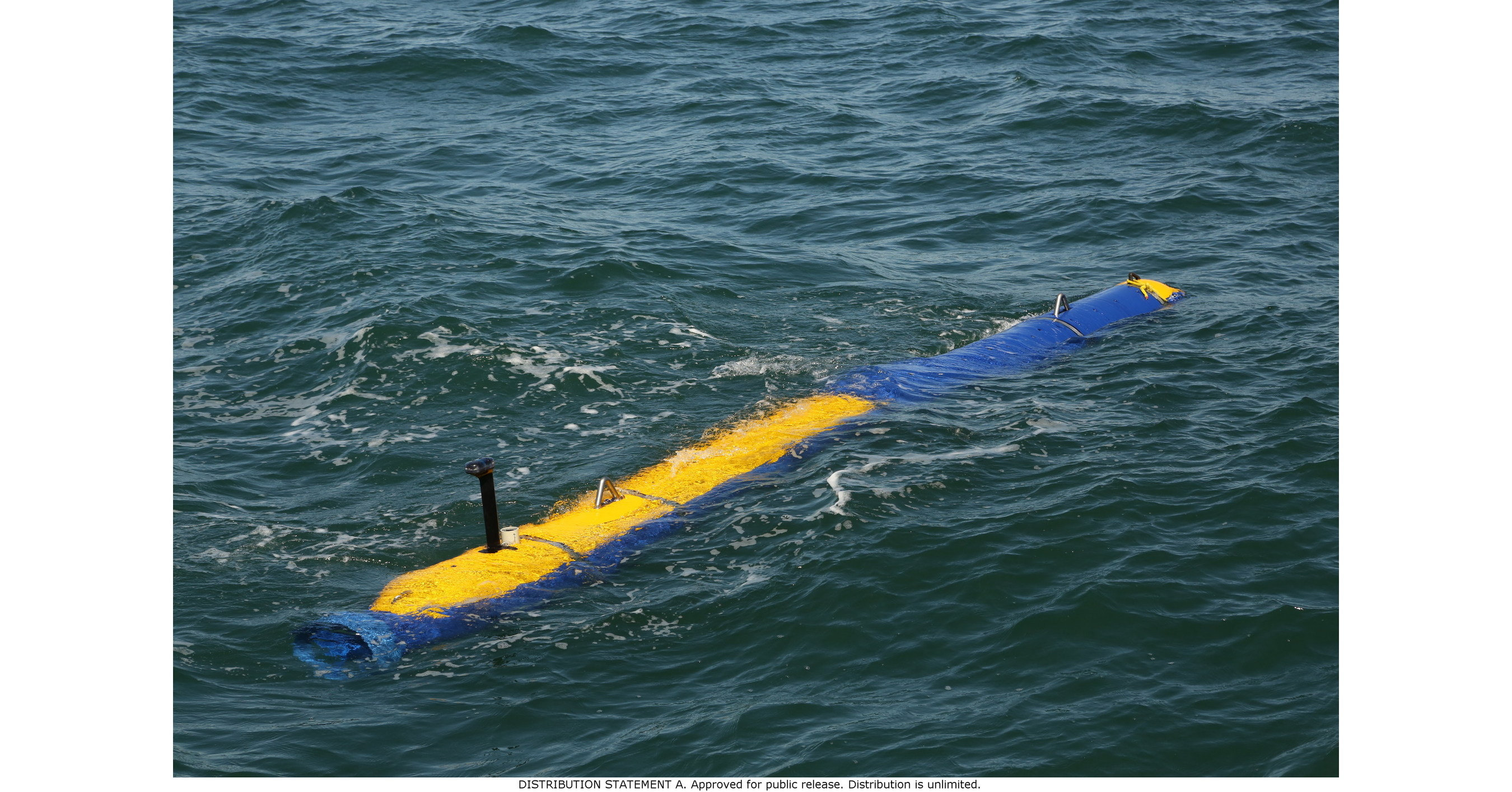 General Dynamics Knifefish Unmanned Undersea Vehicle