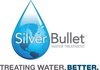 """Silver Bullet Water Treatment, LLC provides patented water treatment solutions that employ natural processes to condition water and improve its performance in specific livestock drinking water, horticultural and industrial applications. The benefits of Silver Bullet's systems include: a """"green"""", """"all-in-one"""" solution for disinfecting water; effective management of scale and biofilm; corrosion inhibition; and a product solutions that are safe to handle. www.silverbulletcorp.com"""
