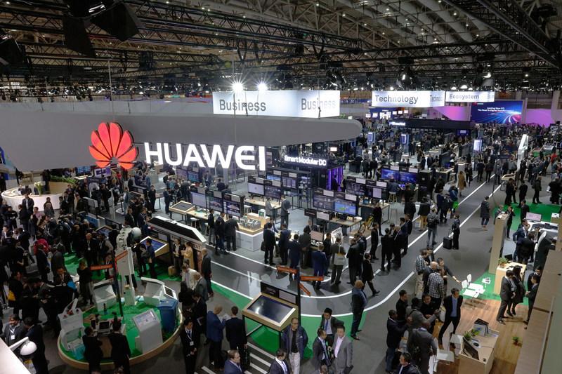 Huawei se associa a 100 parceiras para expor na CeBIT 2017