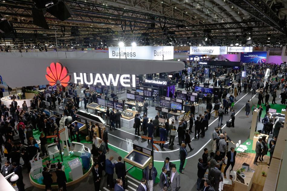 Huawei colaboro con 100 asociados para exponer en CeBIT 2017