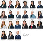 Siegfried Welcomes New Professionals From Across the Country
