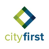 City First Logo Stamp