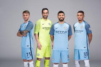 English Premier League's Manchester City