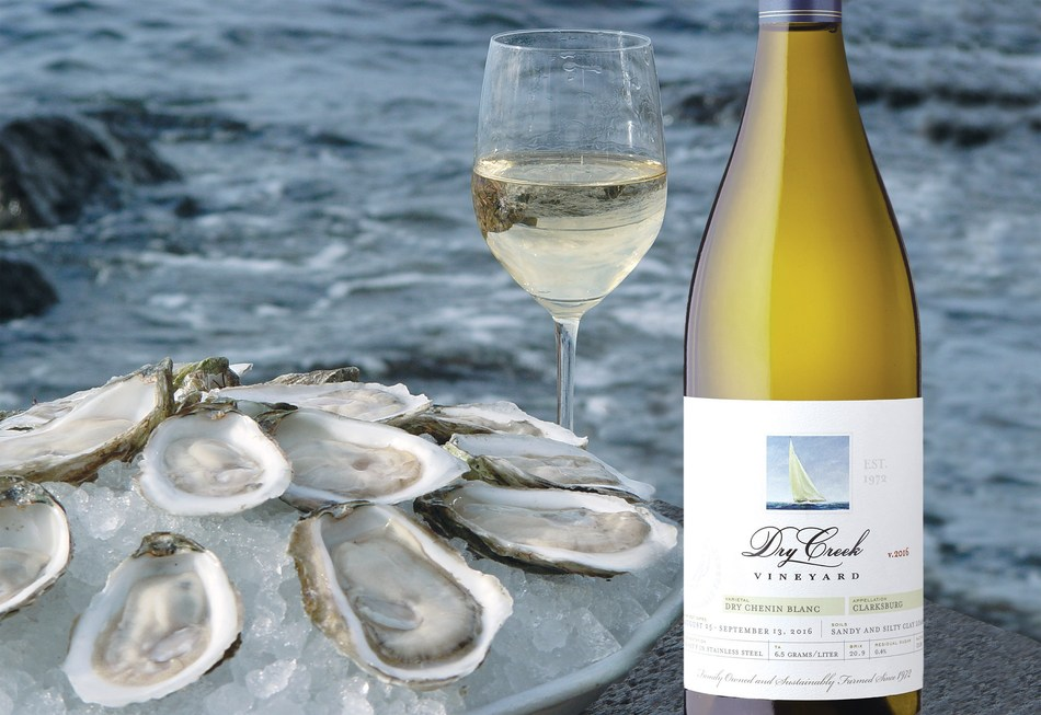 Dry Creek Vineyard remains the only American winery to release 45 consecutive vintages of Dry Chenin Blanc